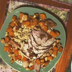 """""""Vermont"""" Roast Pork Loin  - 2 Ways"""