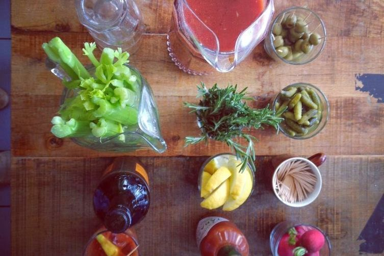 DIY Bloody Marys