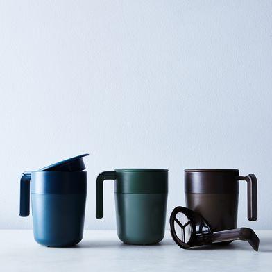 To-Go French Press Mug (Set of 2)