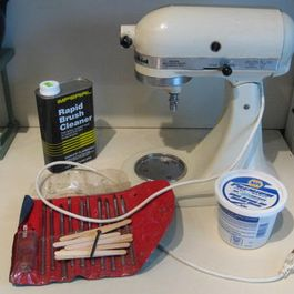 DIY: Cleaning Your KitchenAid