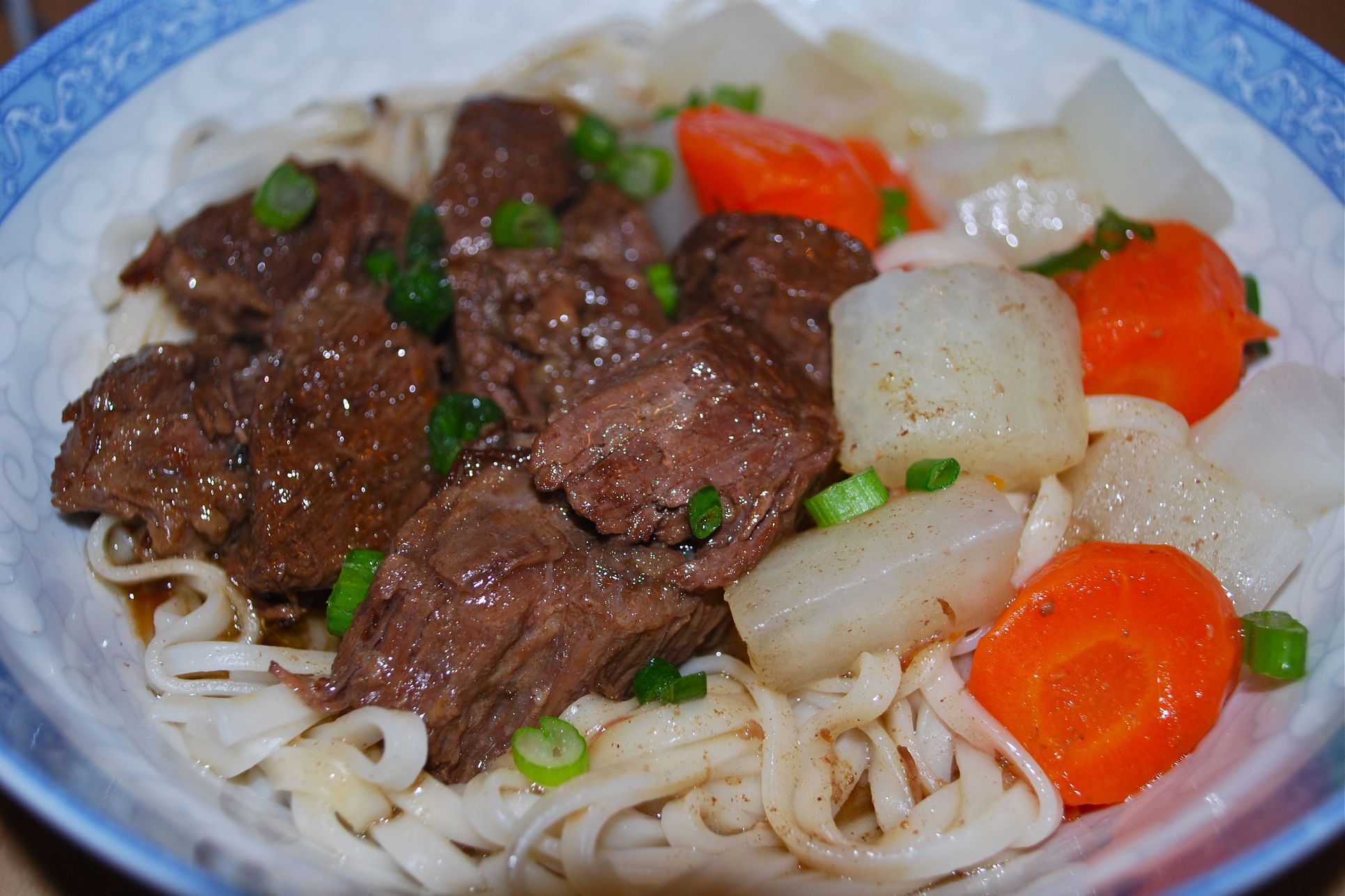 Red Roasted Asian Beef Stew Recipe On Food52