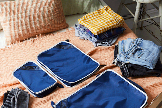 The T-Shirt Folding Trick You'll Wish You'd Met Sooner