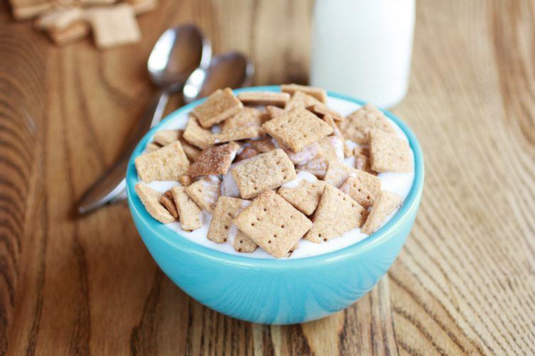 Cinnamon Toast Crunch Cereal