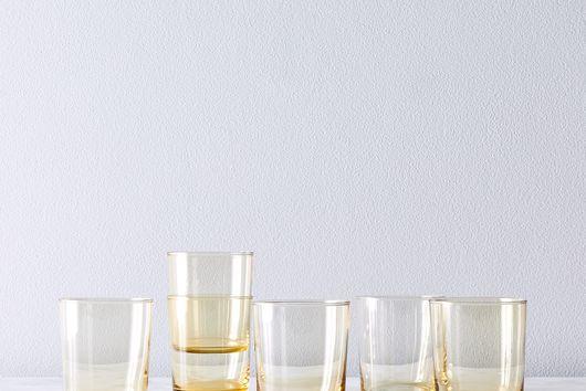 Handblown Chroma Glassware