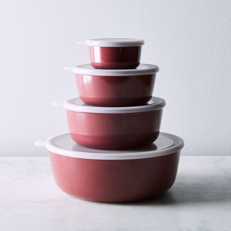 Food52 x Mepal Melamine Nested Storage Bowls