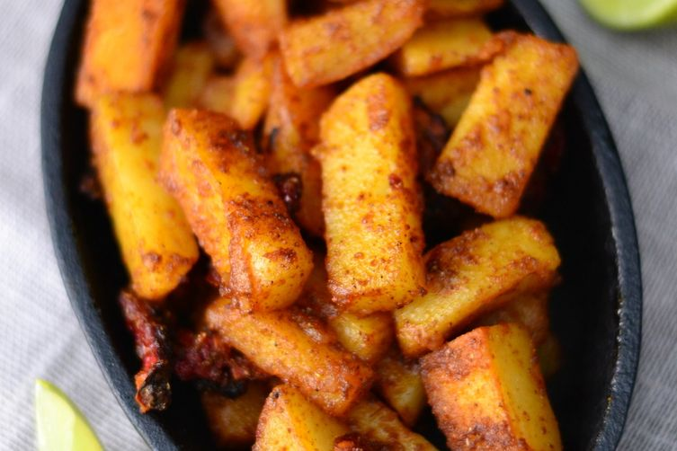 Sweet n' sour potato Fry