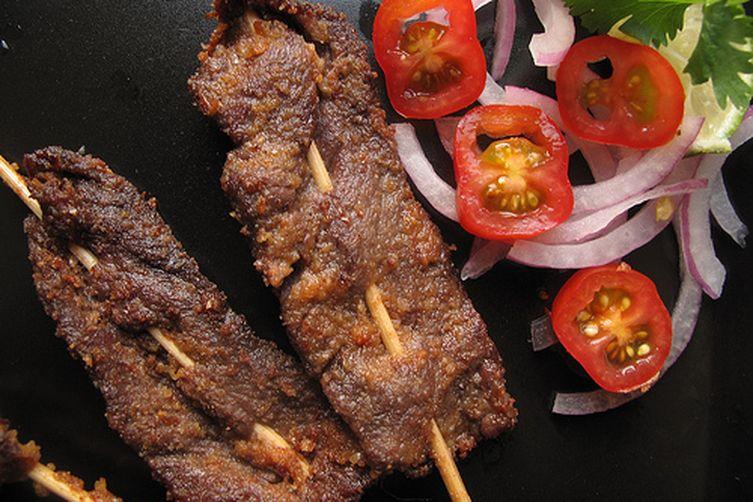 Nigerian Beef Suya