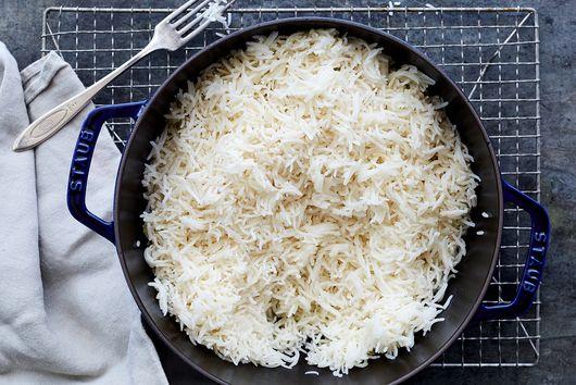 The Perfect Basmati Rice