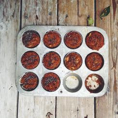 Autumn Muffins (Vegan)