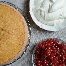 Tender Yellow Cake