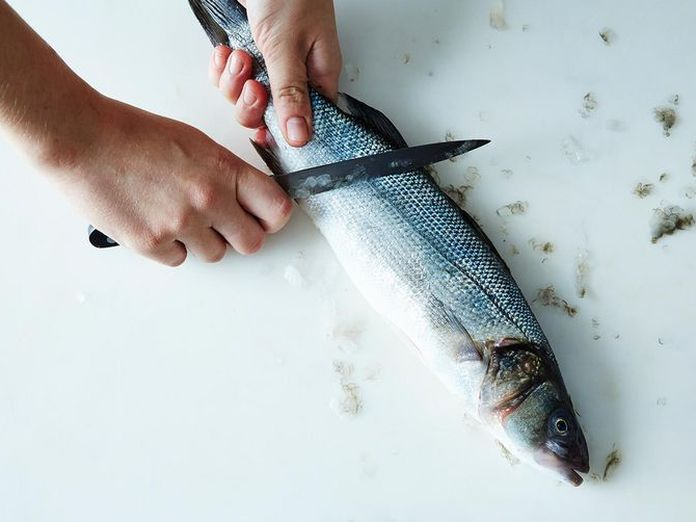 How I Got Rid of the (Terrible, Horrible) Fish Smell in My Kitchen