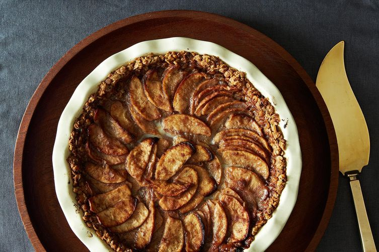 Mixed Apple Pie on Food52