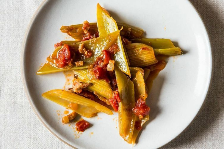 Braised Celery on Food52