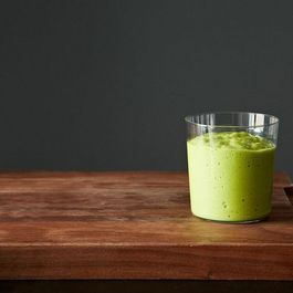 Green Smoothies with Avocado