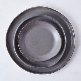 Handmade Gunmetal Dinnerware