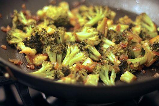 Broccoli: a little bit fishy