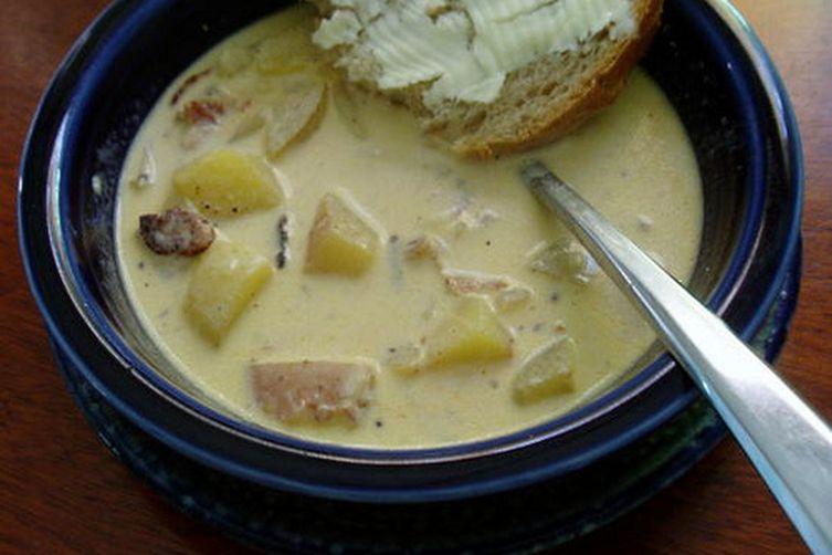 Potato-Cheddar Chowder
