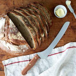 Offset Bread Knife