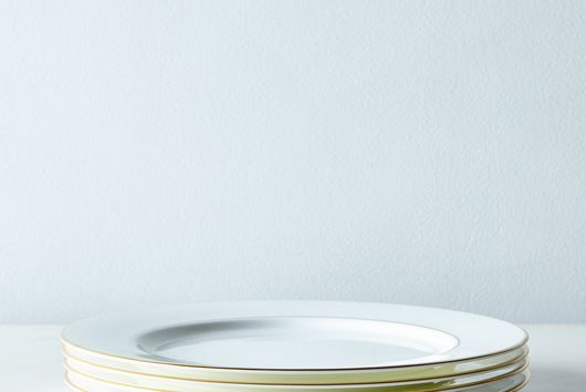 Bone China Gold Band Dinnerware