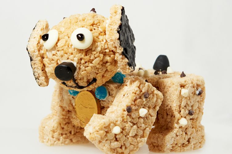 Rice Krispies #TreatsForToys – Puppy Dog