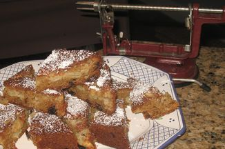 Stealth Health Apple Cake Recipe on Food52