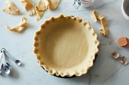Rose Levy Beranbaum's Perfectly Flaky & Tender Cream Cheese Pie Crust