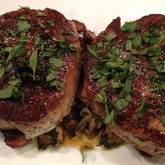 Easy Garam Masala Pork Chops
