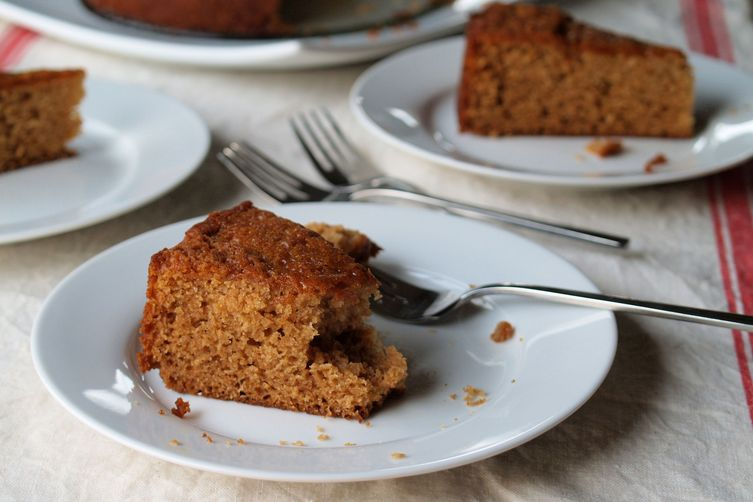 Caramelized honey cake (Rosh Hashanah)