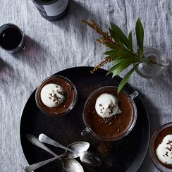 Dorie Greenspan's Top Secret Chocolate Mousse (Mousse au Chocolat)