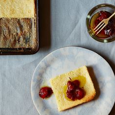 A Different Kind of Cheese Cake