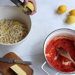 A Genius Trick for Brighter Marinara Sauce