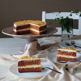 Honey Spice Cake