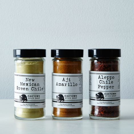 Chiles of the World Spice Collection (Set of 3)