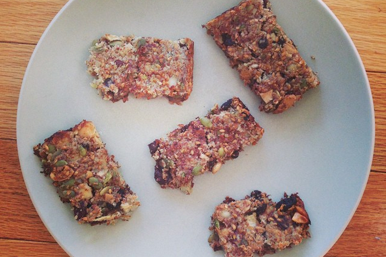 Apple Sweetened Breakfast bars