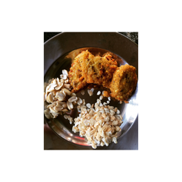 Daal fritters
