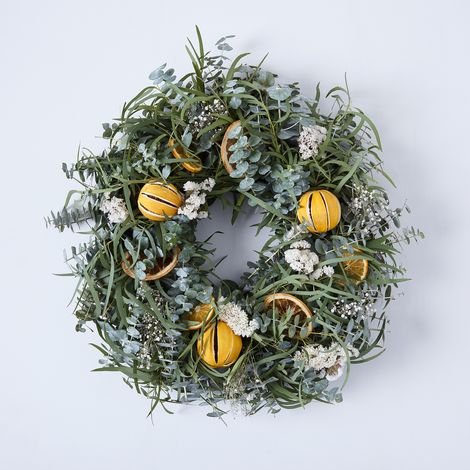 Citrus Wreath