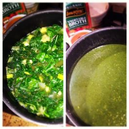 Hearty Green Soup