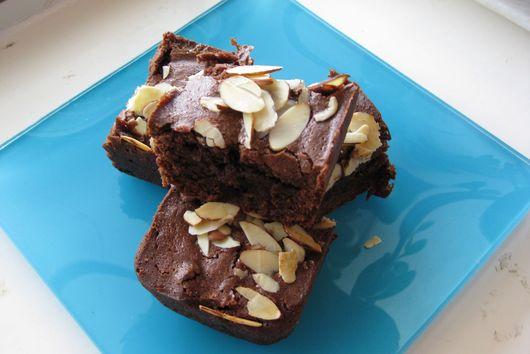 Amaretto Cherry Brownies