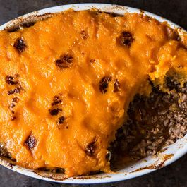 Shepherd's Pie with Sweet Potatoes