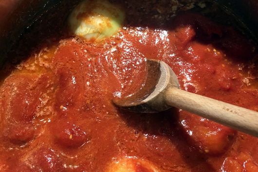Tomato Sauce with Onion & Brown Butter