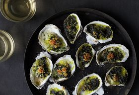 8 Ways to Slurp Down Oysters on New Year's Eve