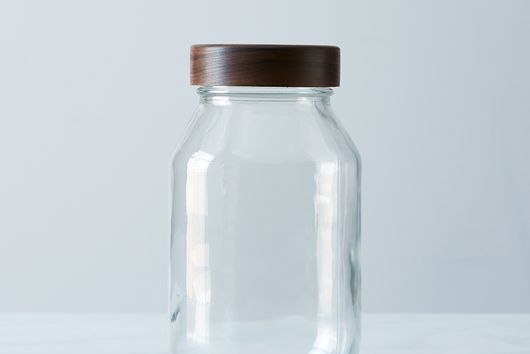 Hand-Turned Mason Jars and Lids