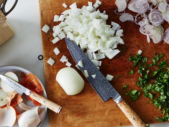 Does Chopping Change Your Vegetables?