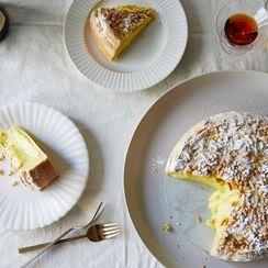 A Torta della Nonna that My Nonna Never Made