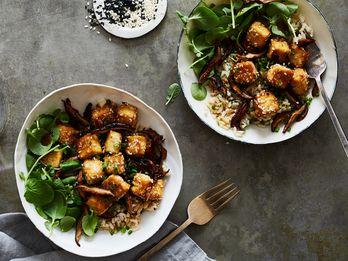 Hands-Off, No-Fry Tofu (It's Crispy, Too)