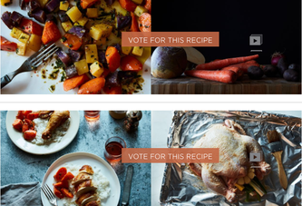 Vote for a Winner of Your Best Weeknight Roast!