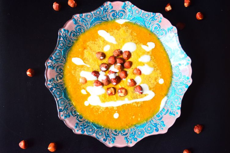 Slow Cooked Leek & Potato Soup