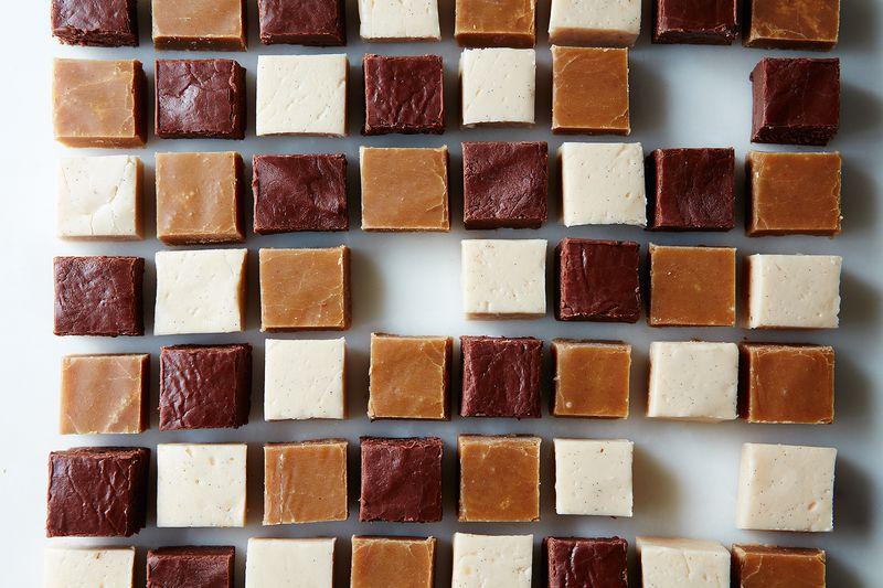 All the fudge.