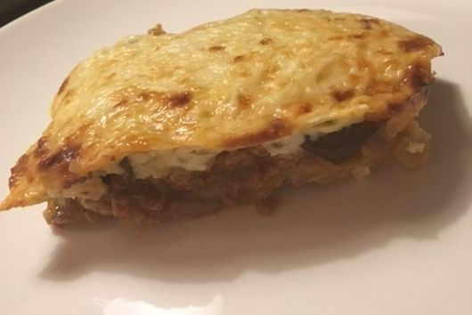 Moussaka in Four Parts