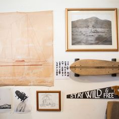 The Case For Hanging What Inspires You On the Wall